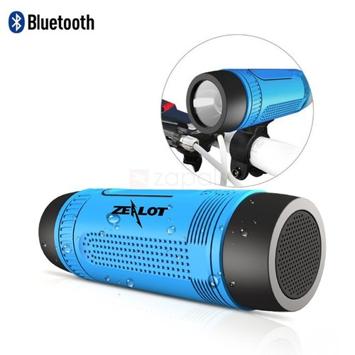 bluetooth speaker with FM and Power Bank