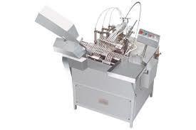AMPOULE FILLING &SEALING MACHINE
