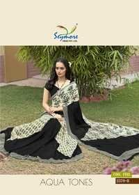 Fancy Border Saree