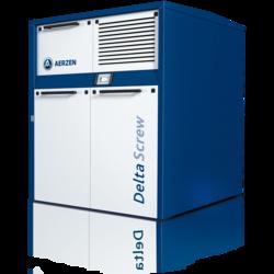 Screw compressor units Delta Screw with belt drive