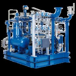 Biogas compressor - series VMX