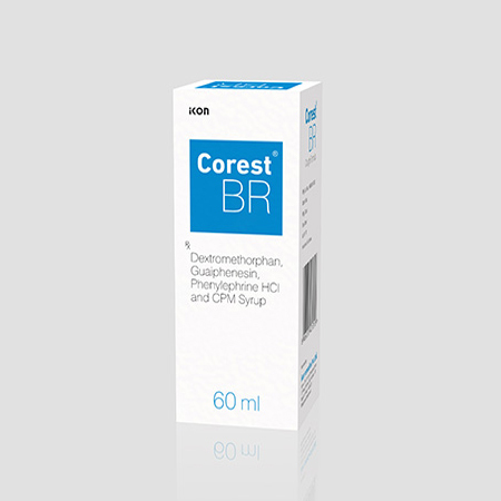 Corest-BR Syrup 100 ml
