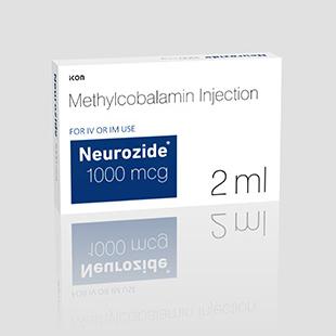 Neurozide 1000 mcg Injection