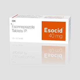 Esocid 40 mg Tablets