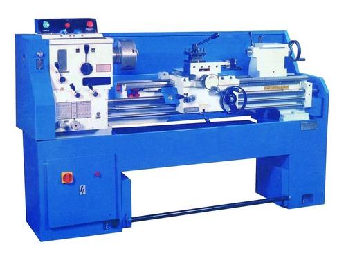 1 A All Geared Lathe Machine