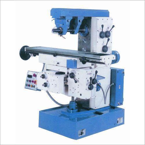 2 A Horizontal Milling Machine