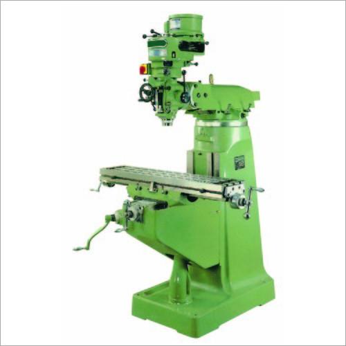 Ram Turret Milling Machine