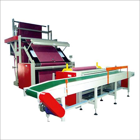 Automatic Fabric Inspection Machine