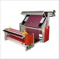 Double Fold Platting Machine