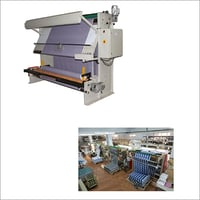 Check Master - Basic Fabric Inspection Machine