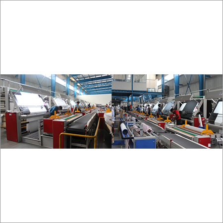 Fabric Packing and Conveyor System