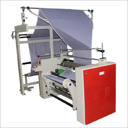 Double Fold Lapping Machine