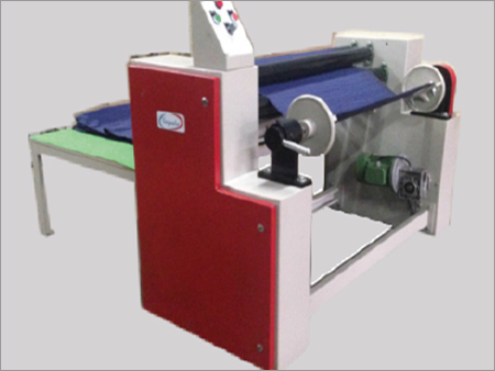 Double Fold Rolling Machine