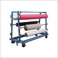 Cloth Roll Trolley