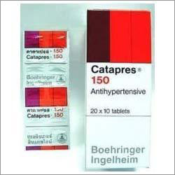 Catapres Antihypertensive Tablets