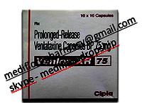 Venlor-xr 75 Mg