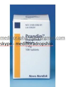 Prandin Repaglinide Tablets