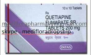 Quetiapine Tablet
