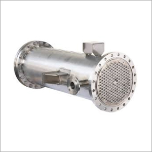 Chemical SS Condenser