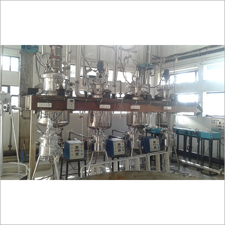 Fermentor Plant