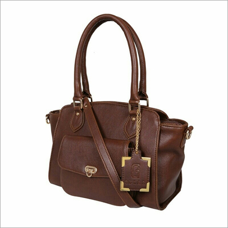 Ladies Synthetic Leather Bags