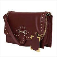 Brown Clutch Cross Body Bags