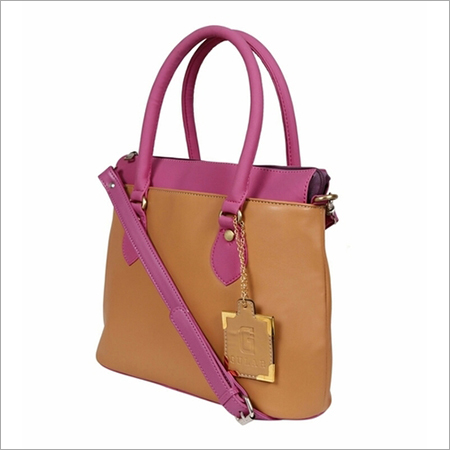 Designer Ladies Synthetic Leather Bags