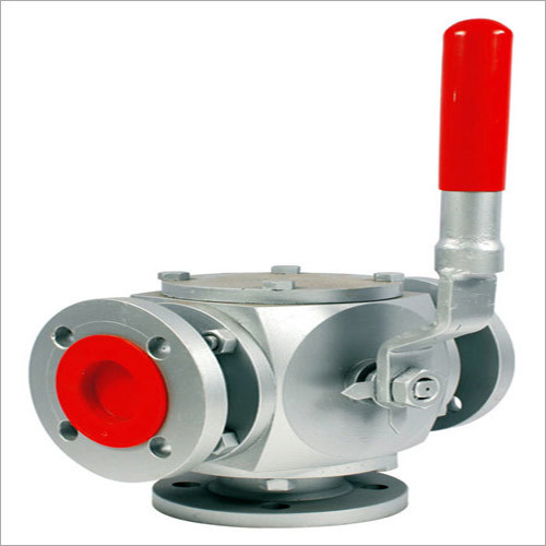 Stainless steel 3way Ball Valve F/E