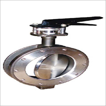Stainless Steel Spherical Disc Butterfly Valves