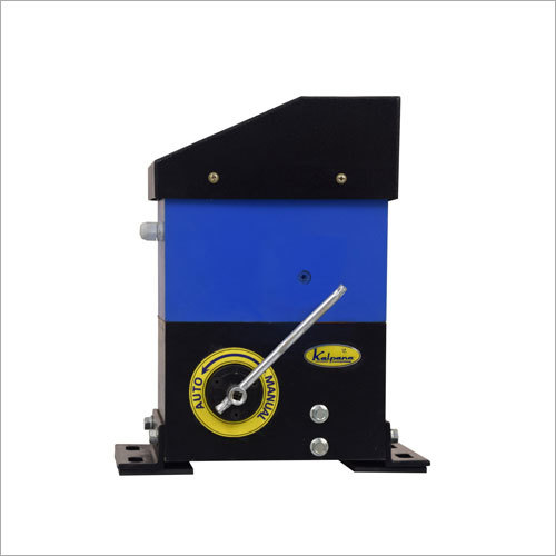 Electric Slide Gate Gearbox