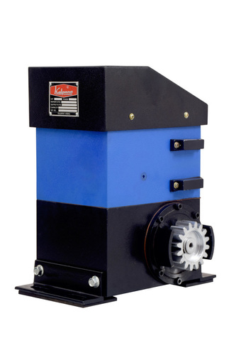 Slide Gate Gearbox