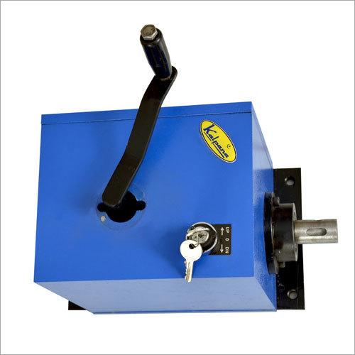 Rolling Shutter Gear Motor