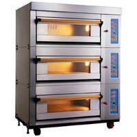 Three deck Baking Oven