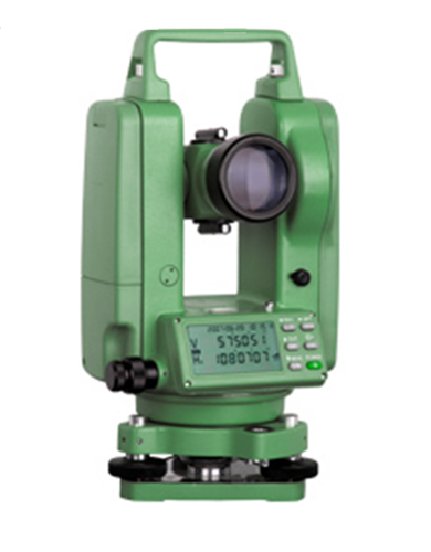 Digital Theodolite Sanding Make