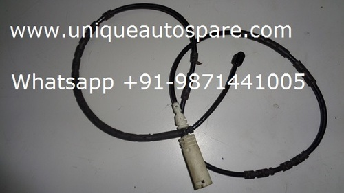Rear brake pad sensor for BMW E90