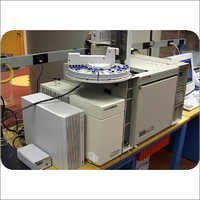 Gas Chromatograph-Mass Spectrometry