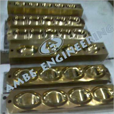 Right Angle Banded Soap Mould