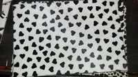Heart Print (Hairon Leather)