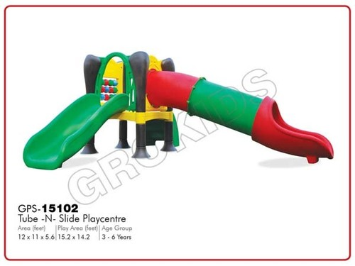 Tube N Slide Playcentre