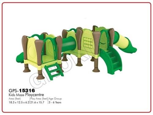 Kids Maze Playcentre