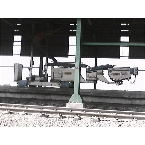 Wagon Loading Machine