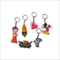 Silicone Key Rings