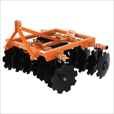 Heavy Duty Hydraulic Harrow