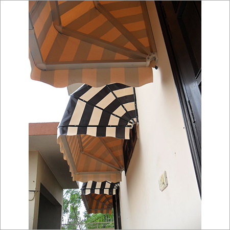 Hotel Fixed Awnings