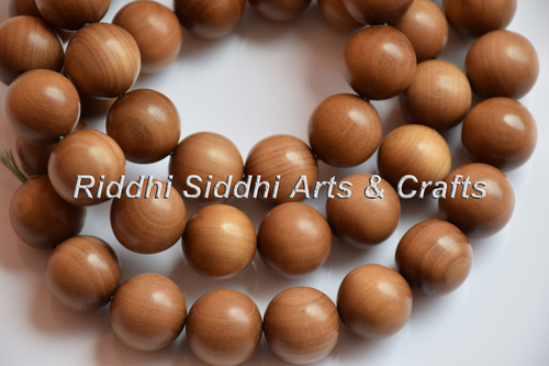 Wooden Buddhist Prayer Beads