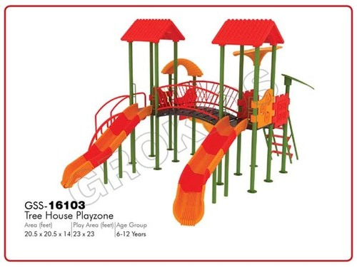 Tree House Playzone