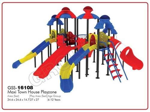 Maxi Town House Playzone