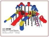 Maxi Town House Playzone