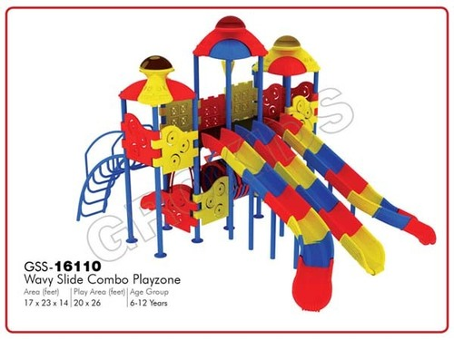Wavy Slide Combo Playzone
