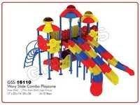 Wavy Slide Combo Playzone